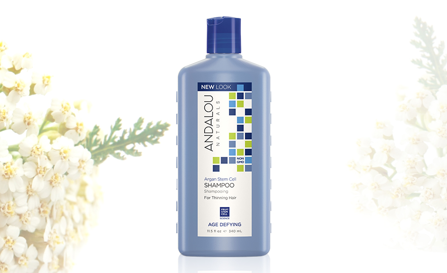 E 摩洛哥堅果健髮洗髮精 950×550