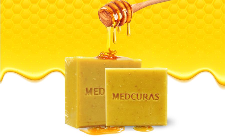 MEDCURAS 蜂蜜燕麥牛乳皂