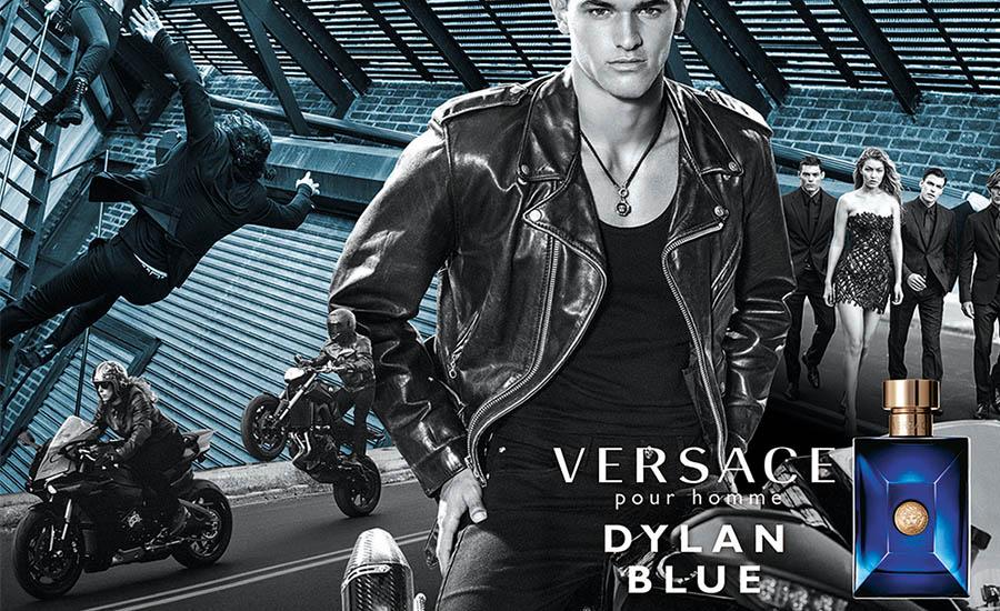 VERSACE凡賽斯 狄倫‧正藍男性淡香水